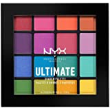 NYX Professional Makeup Ultimate Eye Shadow Palette - Brights