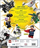 LEGO DC Super Heroes Visual Dictionary: With Exclusive Yellow Lantern Batman Minifigure (Dk Lego) 画像