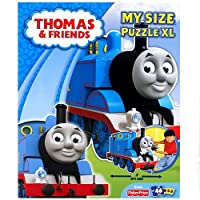 Thomas the Tank Engine My Size Puzzle XL [46 Pieces] [並行輸入品]