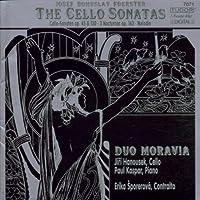Cellosonaten Op45+130