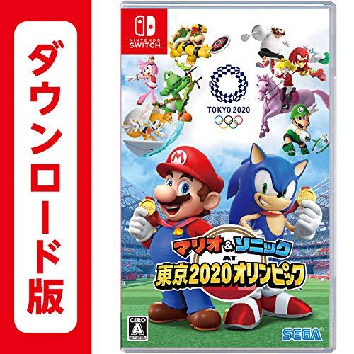 セガゲームス マリオ&ソニック  AT 東京2020オリンピック B07XVPZ9JL 1枚目