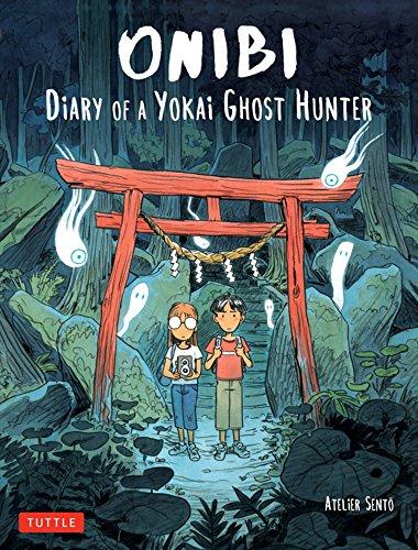 [画像:ONIBI: Diary of a Yokai Ghost Hunter]