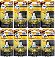 【まとめ買い】ファブリーズ 芳香剤 車用 プレミアムクリップ シトラスシンフォニー つけかえ用 7mL×8個