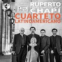 Chapi:String Quartets 1 & 2 [Cuarteto Latinoamericano] [SONO LUMINUS: DSL-92185] by Cuarteto Latinoamericano