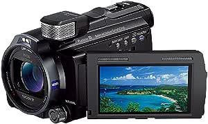 SONY ビデオカメラ HANDYCAM PJ790V 光学10倍 内蔵メモリ96GB HDR-PJ790V-B