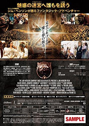 ラビリンス 魔王の迷宮 コレクターズ・エディション [AmazonDVDコレクション]