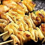 国産若鶏焼き鳥 皮串セット (50本)
