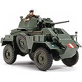 タミヤ 1/48 ミリタリーミニチュアシリーズ No.87 イギリス陸軍 7トン4輪装甲車 Mk.IV プラモデル 32…