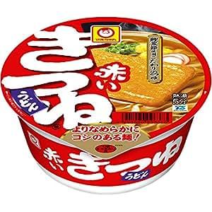 マルちゃん 赤いきつねうどん(東) 96g×12個