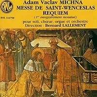 Messe De Saint-wenceslas, Requiem: Lallement