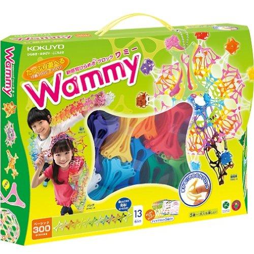 ワミー (Wammy) ベーシック300 13色 300ピース (カラフルセットリニューアル) KCT-BC113