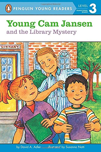 Young Cam Jansen and the Library Mysteryの詳細を見る