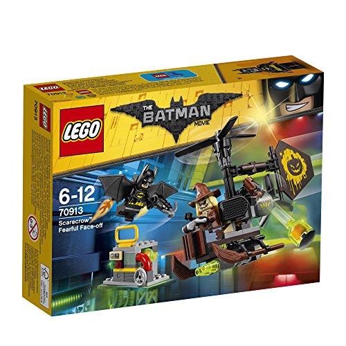 レゴ(LEGO)バットマン スケアクロウ™との対決 70913