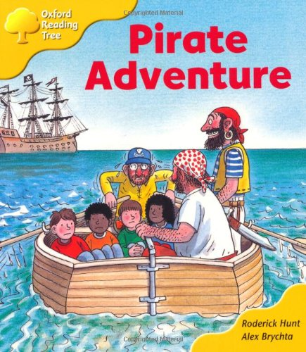 Oxford Reading Tree: Stage 5: Storybooks: Pirate Adventureの詳細を見る