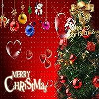 クリスマステーマビデオスタジオ背景コンピュータ印刷写真背景写真バックドロップCP _ g-016