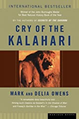 Cry of the Kalahari Paperback