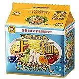 マルちゃん正麺 ごまだれ冷し 5食パック (120gX5P)