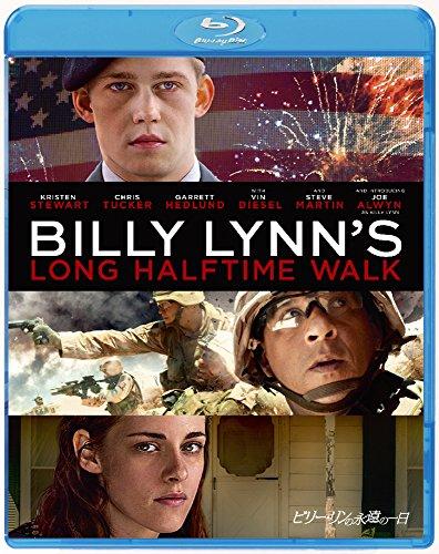 【Amazon.co.jp先行販売】ビリー・リンの永遠の一日 [Blu-ray]