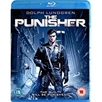 Punisher [Blu-ray] [Import]