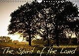 The Spirit of the Land - Geburtstagskalender (Wandkalender immerwaehrend DIN A4 quer): Immerwaehrender Geburtstagskalender mit Bilder aus aller Welt (Monatskalender, 14 Seiten)