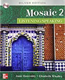 Mosaic Level 2 Listening/Speaking Student Book with Audio Highlights