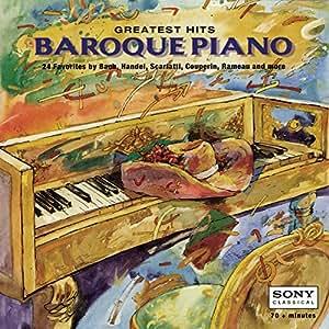 Baroque Piano Greatest Hits