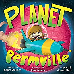 Planet Permville by [Wallace, Adam]