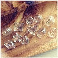 Craft Tamago 【10個】変形ガラスドーム 全11種 円盤型