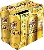 ヱビスビール [ 500ml×6本 ]