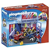 PLAYMOBIL COFRE MOTOS