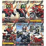 SHODO-X 仮面ライダー8 [全6種セット(フルコンプ)]※BOX販売ではありません