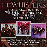 WHISPER IN YOUR EAR / THE WHISPERS / IMAGINATION 画像