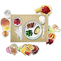 Learning Resources Magnetic Healthy Foods by Learning Resources [並行輸入品]