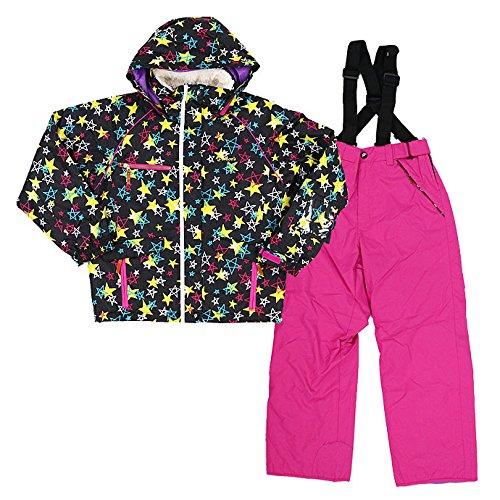 [해외]파슨스 (PERSON `S) 걸스 스키 복 15PSG4632 1612 키즈 주니어 어린이 어린이/Parsons (PERSON`S) Girls Ski Suit 15PSG 4632 1612 Kids Junior Children Child