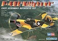 """HOBBY BOSS P-40E """"Kittyhawk"""""""