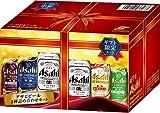 アサヒビール 5種詰め合わせ ギフトセット (350ml缶×6本入)