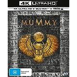 The Mummy (4K Ultra HD + Blu-ray)