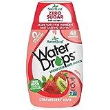 SweetLeaf WaterDrops Strawberry Kiwi, 1 x 1.62oz