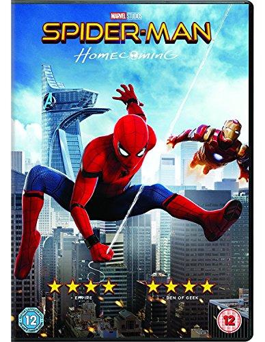 Spider-Man - Homecoming [Region 2]