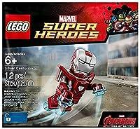 (レゴ) LEGO Exclusive Marvel Super Heroes 5002946 Silver Centurion Polybag - Iron Man Mark 33 Armor 【並行輸入品】