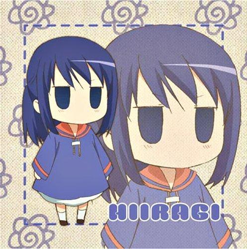 TVアニメ はなまる幼稚園」 ミニクッション  柊」