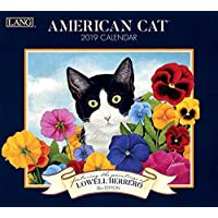 American Cat 2019 Calendar
