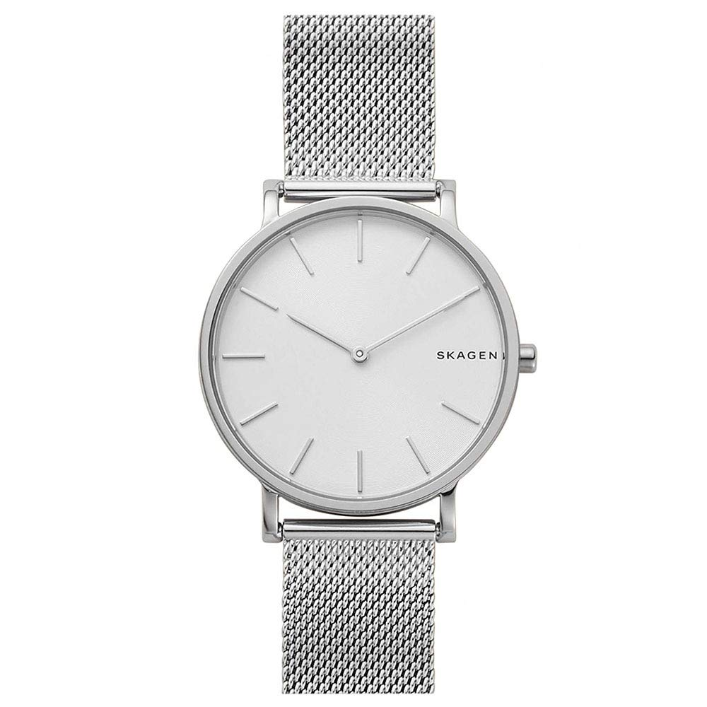 SKAGEN Men's SKW6442 Year-Round Analog-Digital Quartz Silver Band Watch