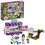 LEGO Friends Emma's Art Stand 41332 Building Kit (210 Piece)