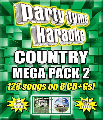 [画像:Party Tyme Karaoke: Country Mega Pack 2]