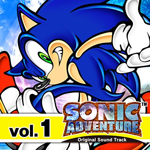Sonic Adventure Original Soundtrack vol.1