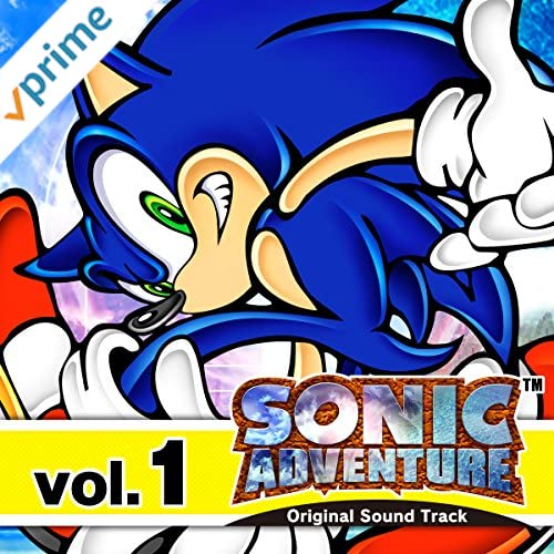 Sonic Adventure Original Soundtrack vol.1