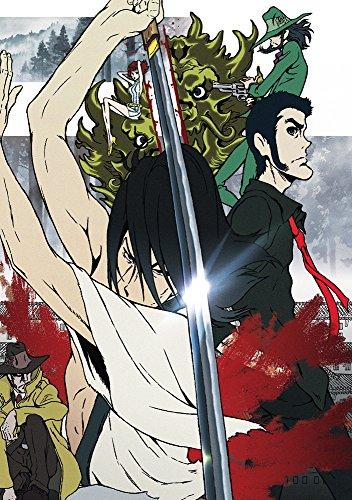 LUPIN THE IIIRD 血煙の石川五ェ門 DVD通常版[DVD]