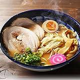 和歌山ラーメン 4食スープ付(濃厚豚骨醤油スープ)