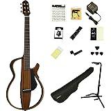 YAMAHA / SLG200S NT (ナチュラル) 【充実のアクセサリーつき16点セット】 ヤマハ サイレントギター アコースティックギター スチール弦仕様 SLG-200S